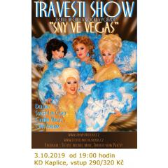 Travesti show Sny ve Vegas