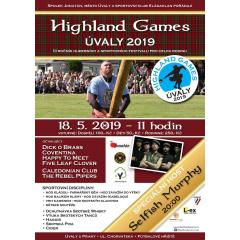 Highland games Úvaly 2019