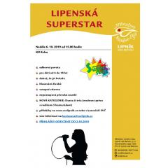 Lipenská superstar 2019