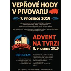Advent na tvrzi 2019