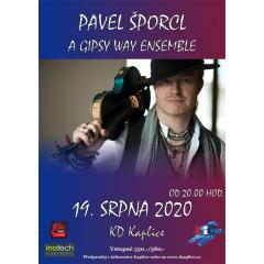 Pavel Šporcl s Gipsy Way Ensemble