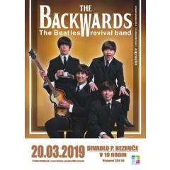 THE BACKWARDS - THE BEATLES REVIVAL BAND