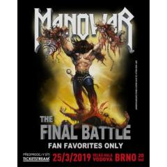 Manowar - The Final Battle 2019