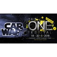 The ONE festival on Tour - CarWars Opening 2K18