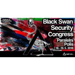 Black Swan Security Congress Paralelní Polis 2018