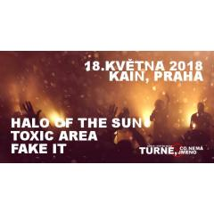 Halo of the Sun, Toxic Area a Fake it