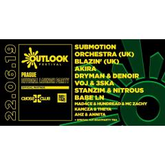 Outlook Festival Prague Launchparty 2019