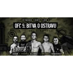 Octagon Fight Club 5: Bitva o Ostravu