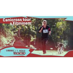 Canicross tour s Fitminem 2019