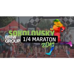 Sokolovský BMW Group 1/4 maraton 2019