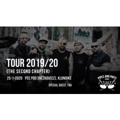 The Second Chapter TOUR - Pipes and Pints / Pec pod Sněžkou