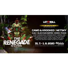 Let It Roll presents The Renegade Festival 2020