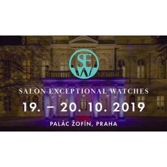 Veletrh hodinek SEW - Salon Exceptional Watches 2019