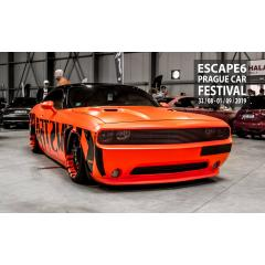 Escape6 Prague Car Festival 2019