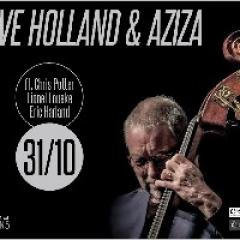 Dave Holland & AZIZA (UK/USA)