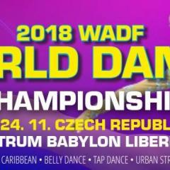 World Dance Championship WADF Liberec 2018