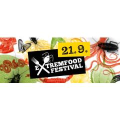 Extrem food a travel festival Olomouc 2019