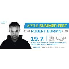 APPLE SUMMER FEST 2019